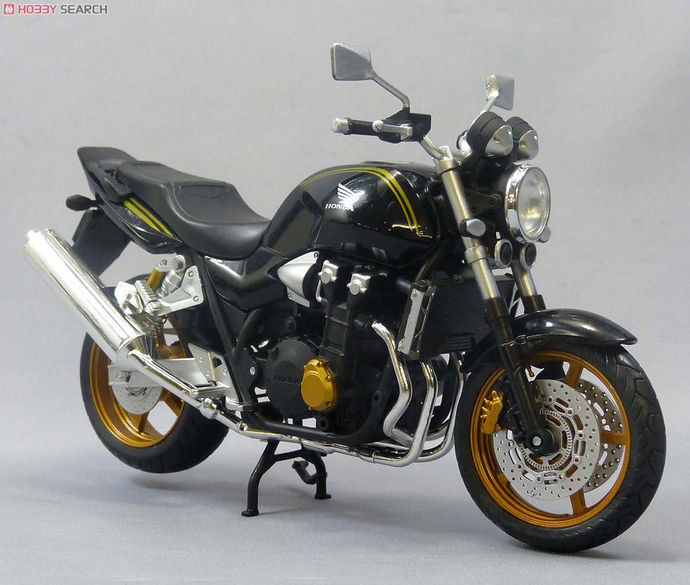 CB1300 SUPER FOUR (ブラック) (ミニカー)