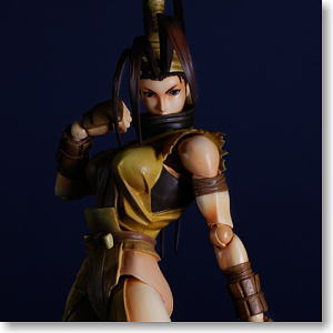 Super Street Fighter IV Play Arts Kai Arcade Edition Vol.3 Ibuki (PVC Figure)