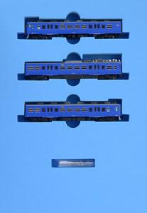 413系 北陸地域色 (青色) (3両セット)