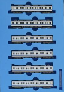 東武 8000系 原形窓更新車 新塗装 (6両セット)