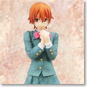 Natural Style Series Working`!! Inami Mahiru (PVC Figure)