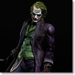 THE DARK KNIGHT TRILOGY Play Arts Kai Joker (PVC Figure)