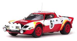 ランチア ストラトス HF ラリー - #6 F.Bacchelli/B.Scabini (Rallye Monte-Carlo 1979 (Limited Edition pcs)) (ミニカー)