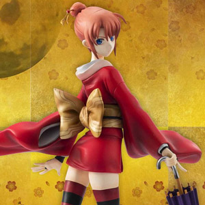 GEM Series Gintama Kagura (PVC Figure)
