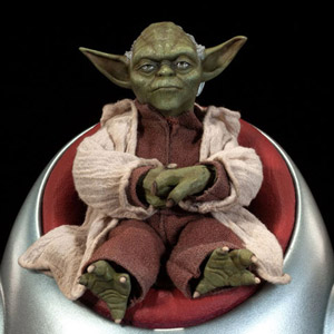 Star Wars - 1/6 Scale Fully Poseable Figure: Order Of The Jedi - Yoda (Jedi Master) (Completed)