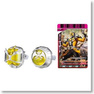 Bộ nhẫn pháp sư DX Land Dragon (Trang phục Henshin)
