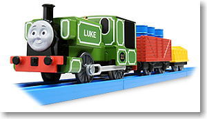 TS-20 Plarail Luke (3-Car Set) (Plarail)