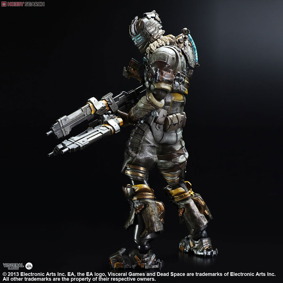 Dead Space 3 Rifle PlayArts Kai