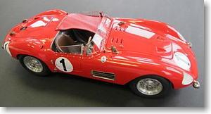 マセラッティ 300S 1956年ル・マン24時間 #1 (ミニカー)
