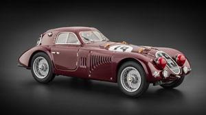 アルファ・ロメオ 8C 2900 B スペシャル 1938年ル・マン24時間 #19 (ミニカー)