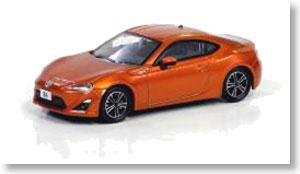 TOYOTA 86 GT (オレンジ) (ミニカー)