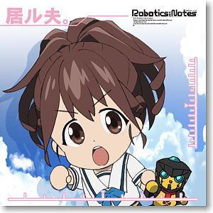 Robotics Notes Mofumofu Mini Towel Akiho Anime Toy Hobbysearch