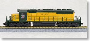 EMD SD40-2 Early with Dynamic ...