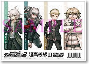 Super Danganronpa 2 Clear Bookmark Type B Anime Toy