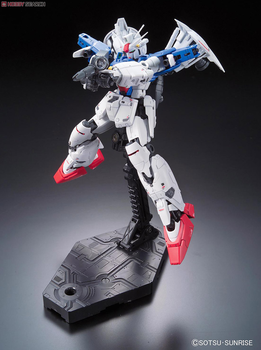 RX-78 GP01Fb Gundam GP01 Full Vernian (RG) (Gundam Model Kits) Item picture2