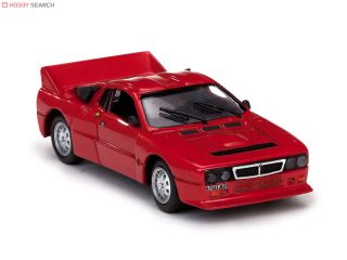 1//64 Kyosho LANCIA RALLY 037 RED diecast car model