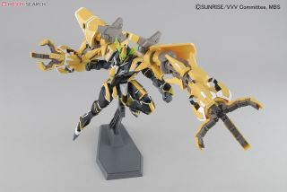 Valvrave the Liberator 1//144 Valvrave III Hikaminari Plastic Mod... FROM JAPAN