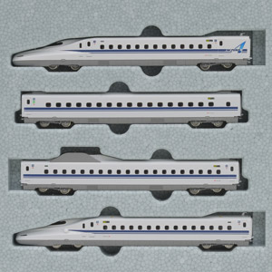 KATO N700a Nozomi 4car Basic Set N Gauge 10-1174 for sale online