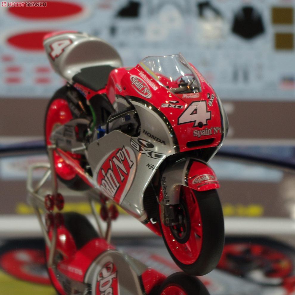 2002 Honda NSR250 `チームグレッシーニ` (2002 WGP250)