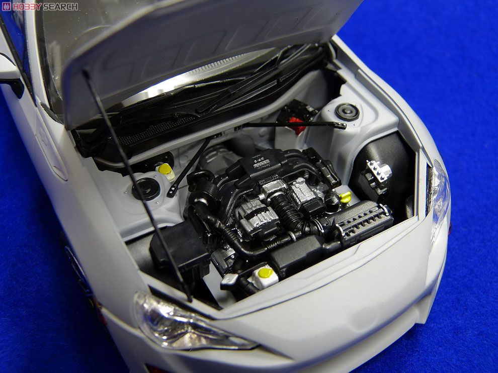 TOYOTA 86 `12 w/Engine (Model Car) Item picture1