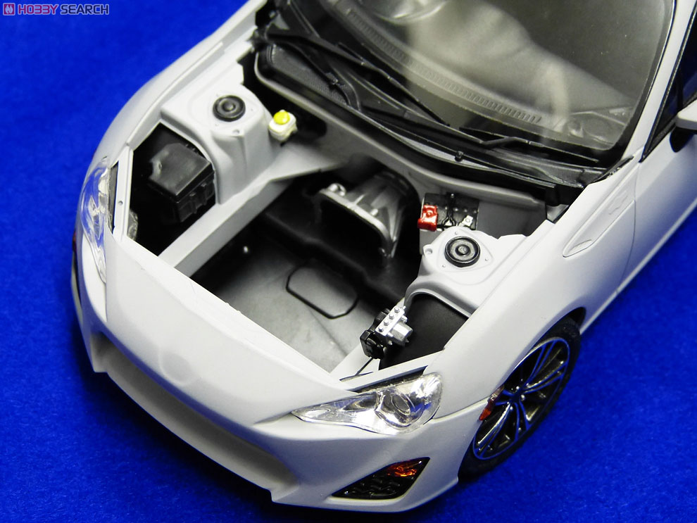 TOYOTA 86 `12 w/Engine (Model Car) Item picture4