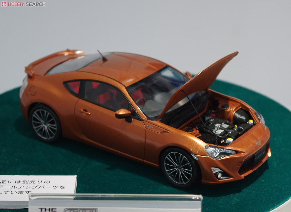 TOYOTA 86 `12 w/Engine (Model Car) Other picture2