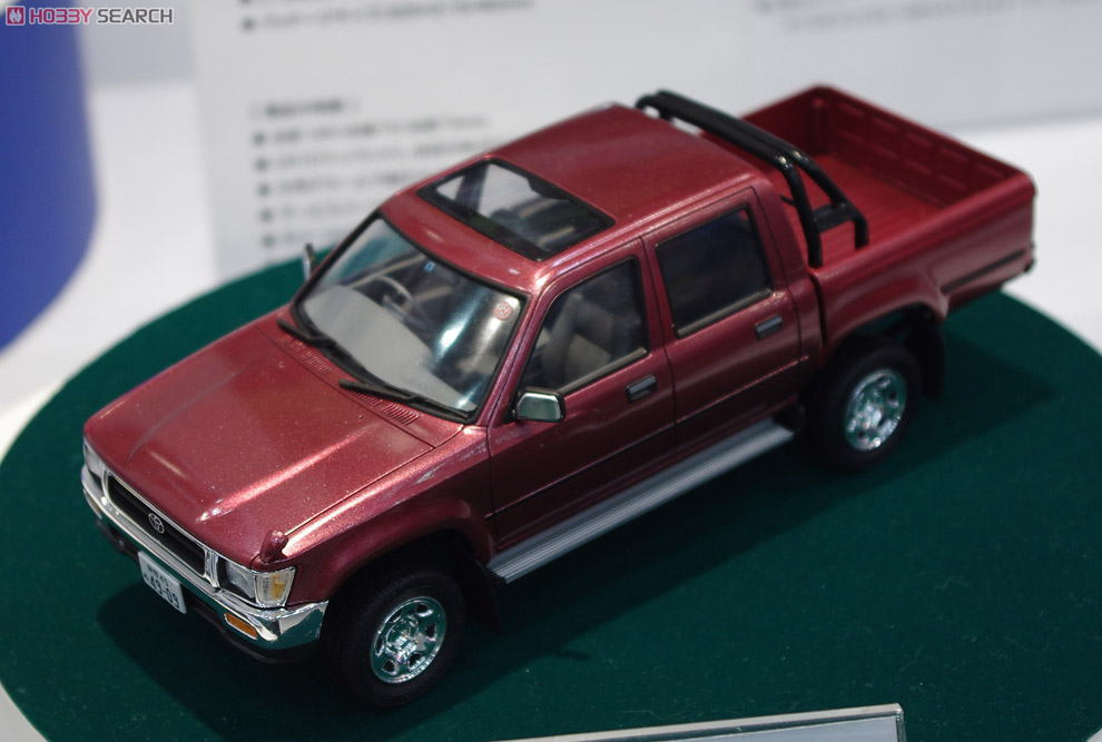 LN107 Hilux Pickup Double Cab 4WD (Model Car) Other picture2