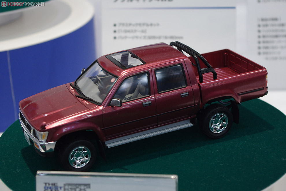LN107 Hilux Pickup Double Cab 4WD (Model Car) Other picture3