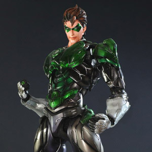 DC Comics Variant Play Arts Kai Green Lantern (PVC Figure)