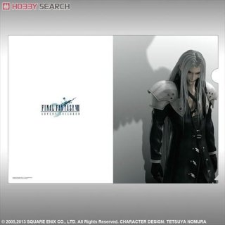 Final Fantasy Vii Advent Children Clear File Sephiroth Anime Toy