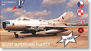 ミグ MiG-19PM ファーマーD (プラモデル) 通販 - ホビーサーチ ミリタリープラモ