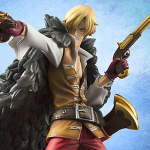 Excellent Model Portrait.Of.Pirates One Piece `Edition-Z` Sanji (PVC Figure)