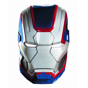 iron man face mask template - iron man 3 iron patriot mask completed hobbysearch