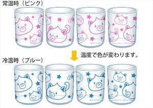 Hyperdimension neptunia temperature sensitive glass anime Temperature sensitive glass