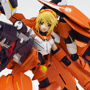 Armor Girls Project Infinite Stratos Rafale Revive Custom II x Charlotte Dunois (PVC Figure)