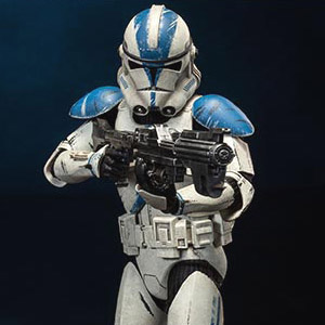 Star Wars 1 6 Scale Fully Poseable Figure Militarys Of
