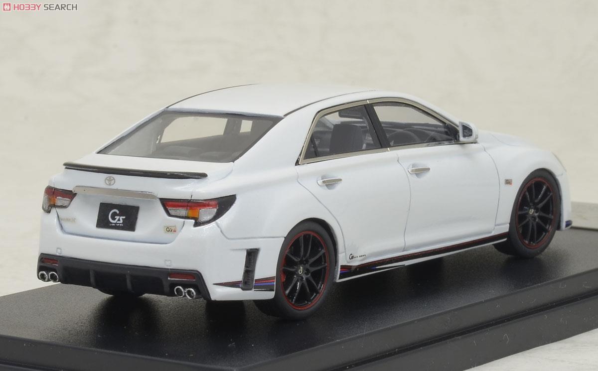 Toyota Mark X 350s G S ホワイトパールクリスタルシャイン ミニカー 商品画像5