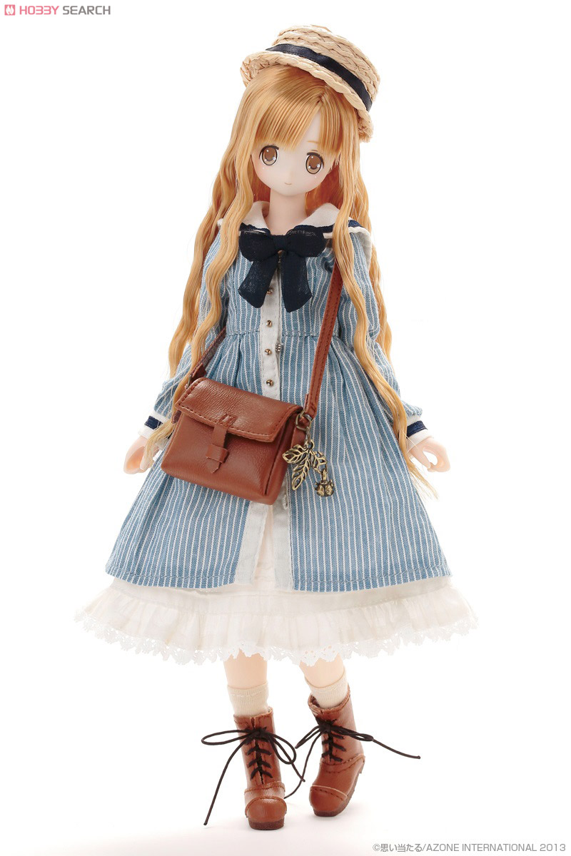 [close] EX Cute 9th Series Komorebimori no Dobutsutachi Bambi / Raili (Fashion Doll) Item picture5