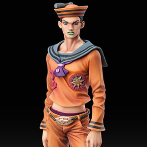 Statue Legend [Jojolion] -JoJo`s Bizarre Adventure Part 8-38 Higashikata Josuke 2nd (PVC Figure)