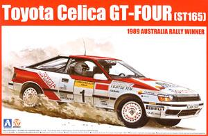 ST165 Celica GT-FOUR `89 Australia Rally (Model Car)