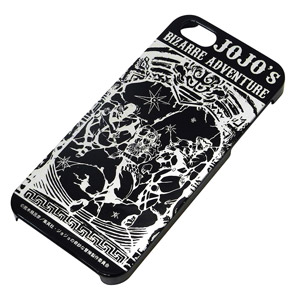 JoJo`s Bizarre Adventure iPhone5 Case Pillar Men (Anime Toy)