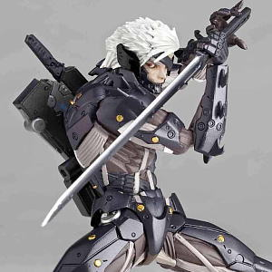 Revoltech Series No.140 Raiden (PVC Figure)