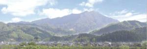 パノラマシリーズ 故郷の風景 (背景画)