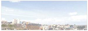 パノラマシリーズ 近郊都市 type2 (背景画)