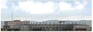 パノラマシリーズ 蒸気機関区 type1 (背景画)