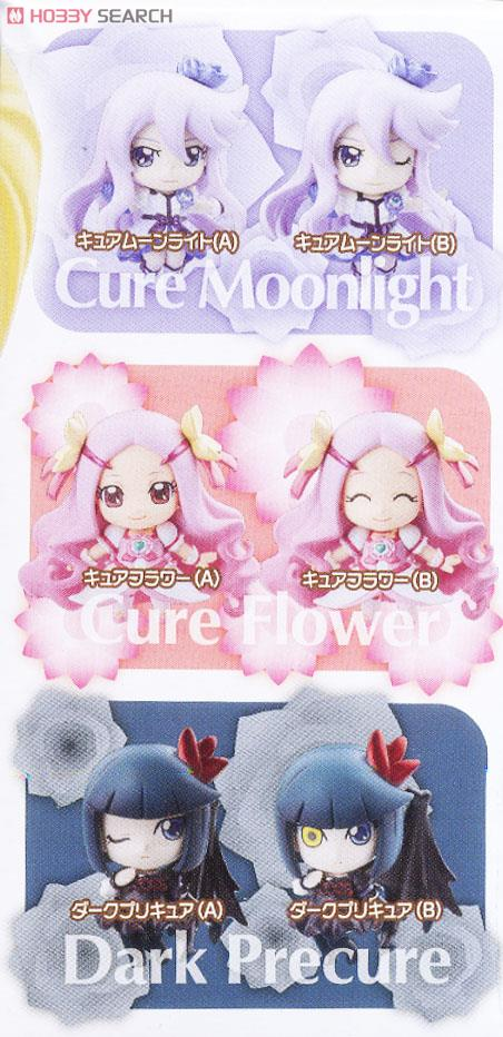 Petit Chara! Series Heart Catch PreCure! 6 pieces (PVC Figure) Item picture11