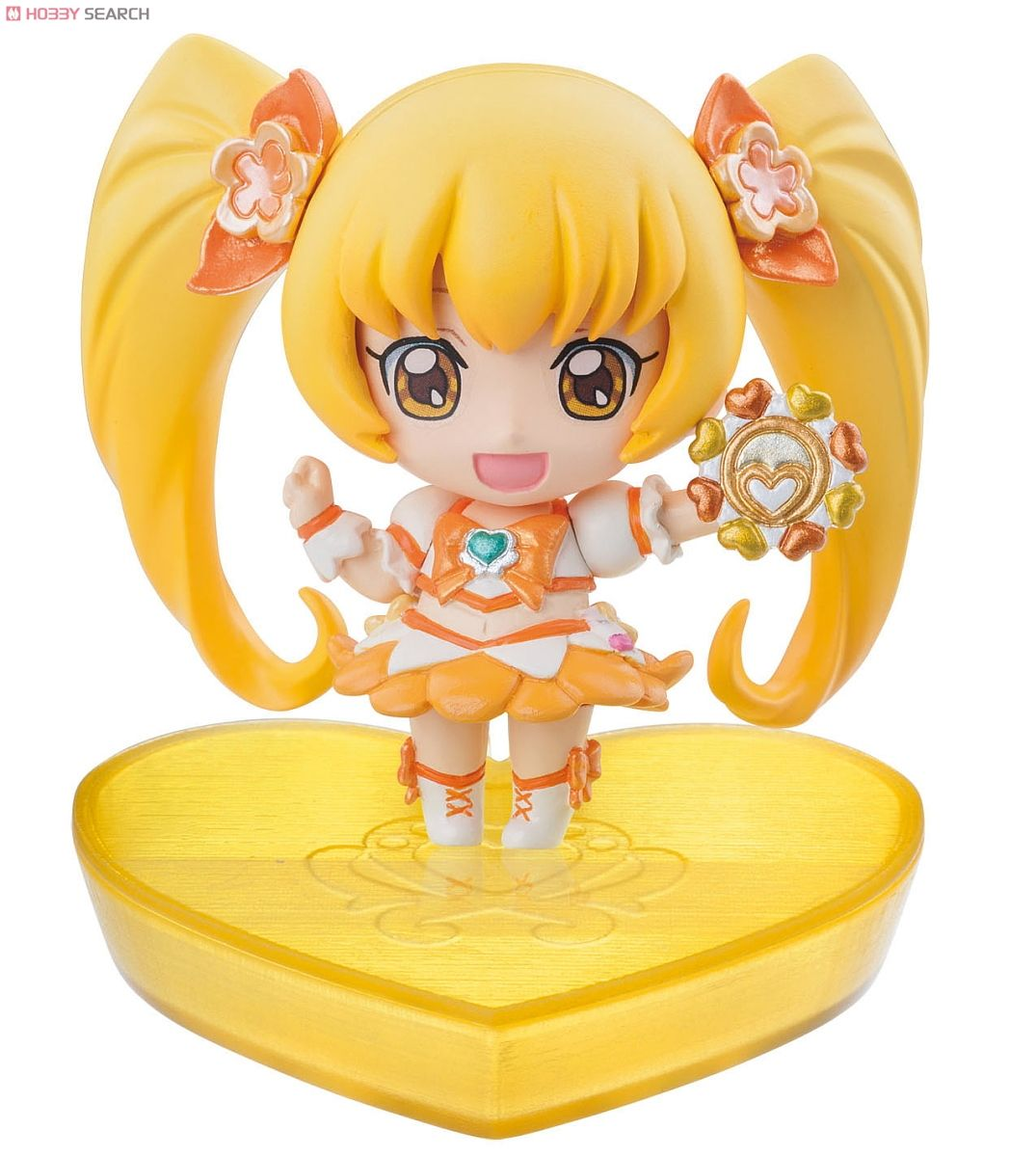 Petit Chara! Series Heart Catch PreCure! 6 pieces (PVC Figure) Item picture3
