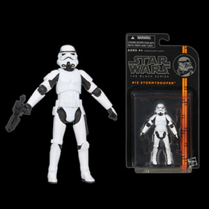 Stormtrooper  #13 STAR WARS THE BLACK SERIES
