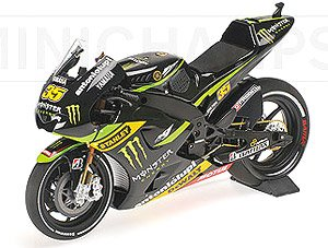 YAMAHA YZR-M1 `MONSTER YAMAHA TECH3` C.クロッチロウ モトGP 2013 (ミニカー)