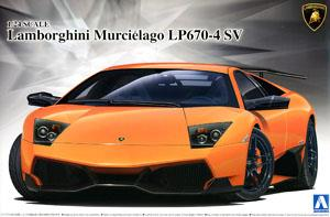 Lamborghini Murcielago LP670-4 SV (Model Car)